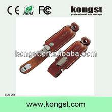 high-end 2gb usb flash memory stick usb 3.0,real capacity 2gb usb flash drive cheap disk,2gb leather ub flash drive