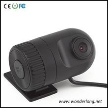 Multifunctional 720p iron pan camera car