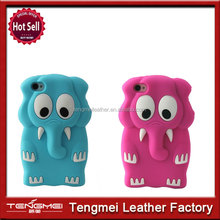 Silicone Soft Elephant Protect back Case Cover for iPhone 5S 3g