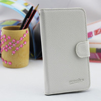 Pu leather Flip wallet case cover for samsung galaxy grand duos i9082