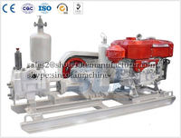 high pressure concrete repair waterproof high pressure grouting injection pump with hot sale