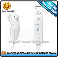 wired remote controller for wii nunchuck for wii remote and nunchuck