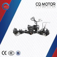 2015 hot selles electric car 3 wheel cargo/golf /car use rear axle motor drive