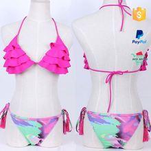 Big Stocks Sexy Neoprene Bikini Triangle