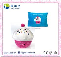 PeekABoo plush Cupcake