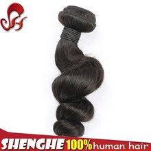 High Quality Unprocessed Virgin Peruvian Buy Cheap Human Hair Bundles