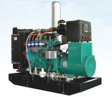 80KW Natural Gas Generator Set Price Powered by Cummins Engine Top Sale