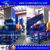 automatic used plastic crushing machine with good quality