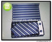 2012 europe standard rigid cardboard paper tie box