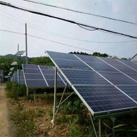 China Manufacture 310W Solar Panel With Integrated Battery