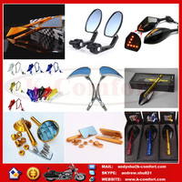 Newest motorcycle mp3 rear mirror with high quality for sale