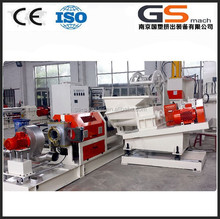 recycled eps granules extruder machine