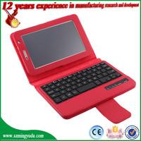 Wireless Bluetooth Keyboard + PU Leather Case For Samsung Galaxy Tab 2 7.0 P3100 P3110