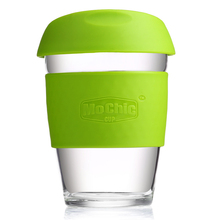 Hot Sale High Quality Borosilicate Glass Cup, Portable Glass Coffee Mug, Food-grade Teacup