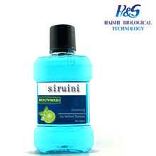 Breath Freshner Mouthwash ISO Cool Mint Antibacterial Breath Freshner Mouthwash