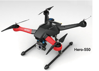 Light-weight, portable, Quadcopter Camera Professional Aerial Photography drone helicopter with GPS