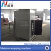 Reduce freight cost Automatic roll pack machine mattress