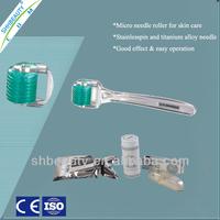192 Pins Titanium Derma Rolling Therapy Skin Rejuvenation Machine
