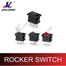 Chinese electrical rocker switch with UL/ENEC/TUV/ROHS approved
