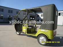 Battery drive motor electric passenger tricycle