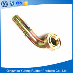 High quality barbed air hose fittings , swivel barb fittings