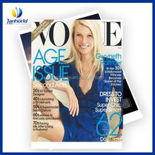 Fashion Full Color Magazine Printing/ Sex Magazine