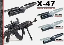 AK Mount X47 Tactical AK rail