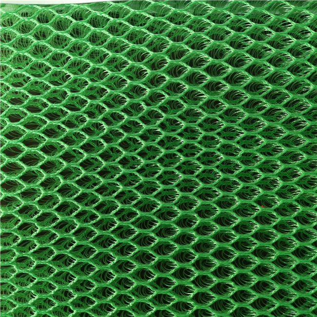 10mm verde 3D <span class=keywords><strong>espaciador</strong></span> del acoplamiento tela suave