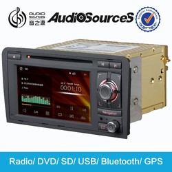 Audiosources factory special car dvd gps navigation system for seat leon