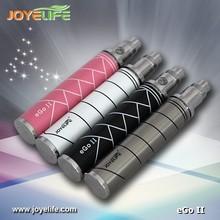 2015 salute e- batteria sigaretta ego II 2200mah di alta qualità