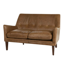 2015 classic living room italy leather sofa