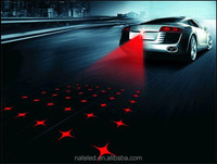 2015 New Car Accessories Products Hot!! Tail Lamp Laser Cars Led Fog Light