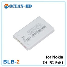BLB-2 full power aaa extended lithium-ion battery pack for Nokia