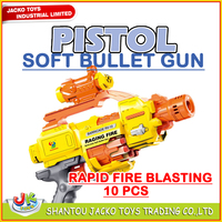 Safe Plastic Airsoft Pistol Toy Gun Wholesale In China