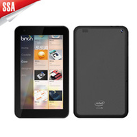 7 inch windows os 8.1 tablet pc with Intel Z3735G quad core 1.8GHz