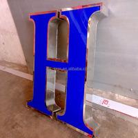Custom Free Standing Metal Letters