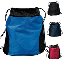Colorful Customize 190t Nylon Foldable/Polyester/Canvas Drawstring Bag