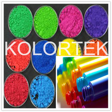 High Quality Made In China Varies Colors Pearl Powder Pigments For Plastics