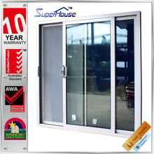 interior and exterior with AS2208 Double Glazing Glass Exterior professional sliding door