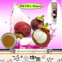 GMP supply herbal medicine powder organic mangosteen extract