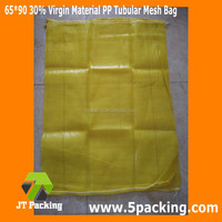 65*90 48g Tubular Mesh Bag for Potato Packing