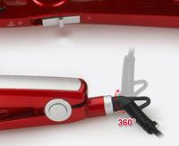 Утюжок для выпрямления волос Oem Chapinha Nano 110/240 8100