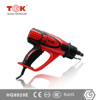 Stayer Power Tools Heavy Duty Heat Gun for Tar Paper Welding