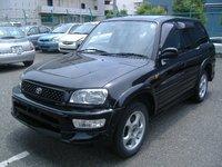 1999 Toyota Rav 4 Black Aero