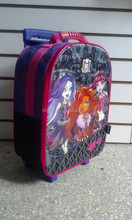 Hot style school trolley bag for travel and school time