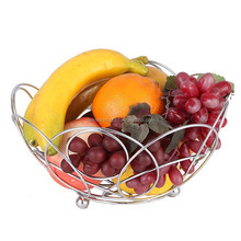 Disposable Clear Folding Plastic Fruit Bowl With Lid