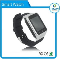 CE rohs approved bluetooth nfc gv18 smart watch