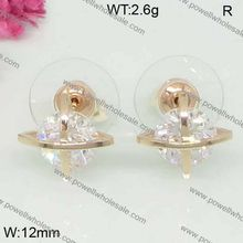 Best quotation and good services Alibaba wholesale gemstone carving earrings