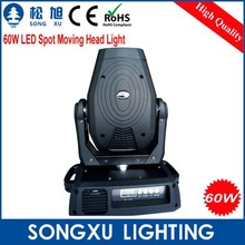 online shopping led spot 60W moving head light dj party club stage lighting