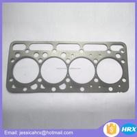 Engine spare parts cylinder head gasket for Kubota